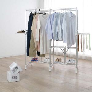 アイリスオーヤマ(IRIS OHYAMA) 衣類乾燥機カラリエ IK−C500