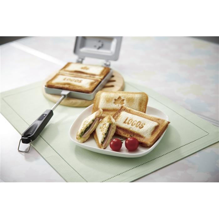 ロゴス(LOGOS) ホットサンドパン