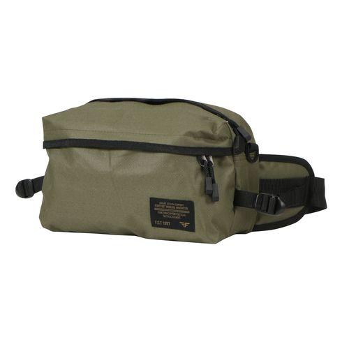 カジメイク Waist Bag ウエストバッグ 9104 2.5L カーキ