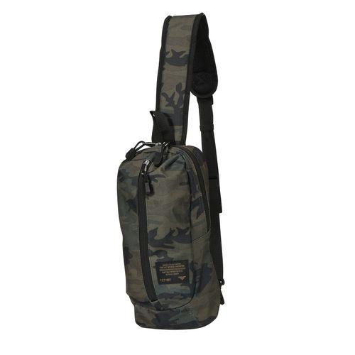 カジメイク Body Bag ボディバッグ 9105 4L カモフラ