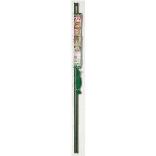 ネット付サポート支柱 太さ11mm 高さ1500mm