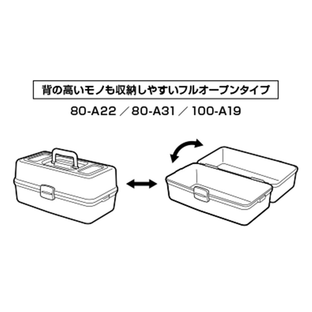 NBK オールボックス 400 80−A31