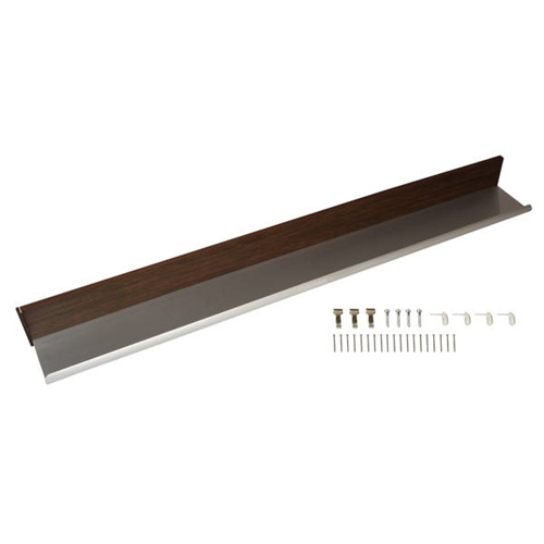 MR−428 ラインシェルフ セピア 600mm