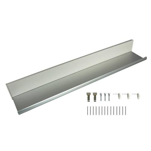 MR−446 ラインシェルフ ホワイト 400mm