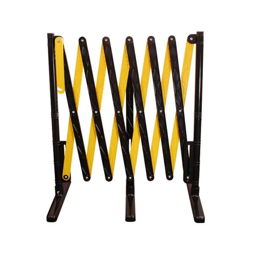 光(Hikari) KPFS−94 プラスチックフェンス黒・黄タイプ