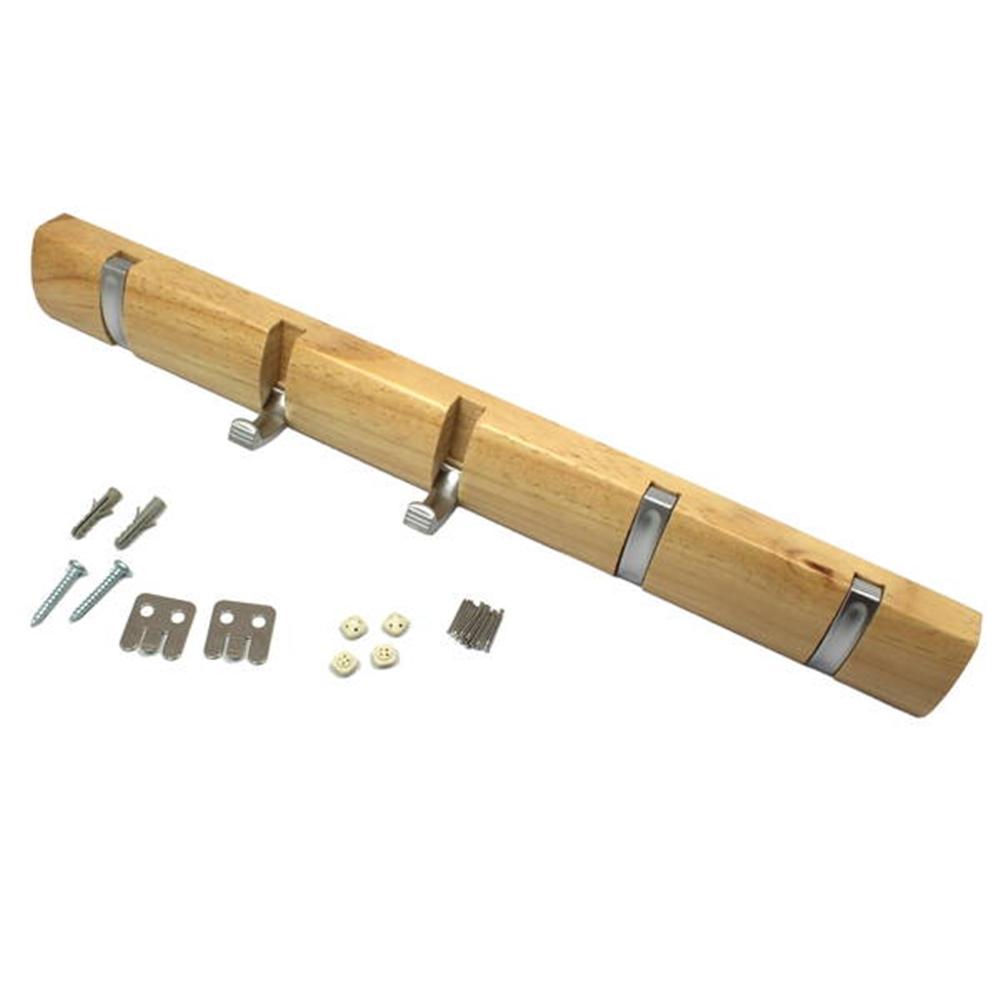光(Hikari) KSFW−50 石膏ボード用収納フック5連ナチュラル