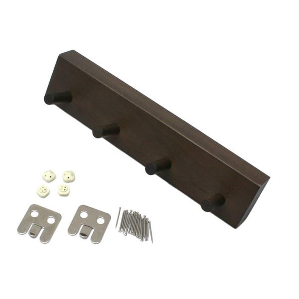 光(Hikari) KSKC−41 石膏ボード用小型4連フックブラウン
