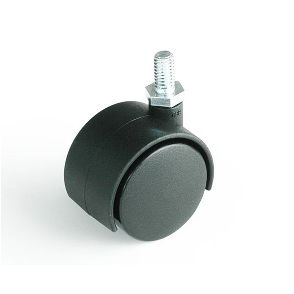 17403 ニ輪キャスター N-40(黒