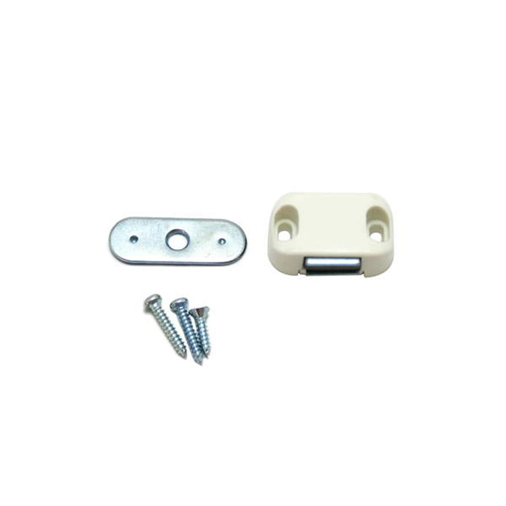 17631PCマグネットキャッチ(小)白