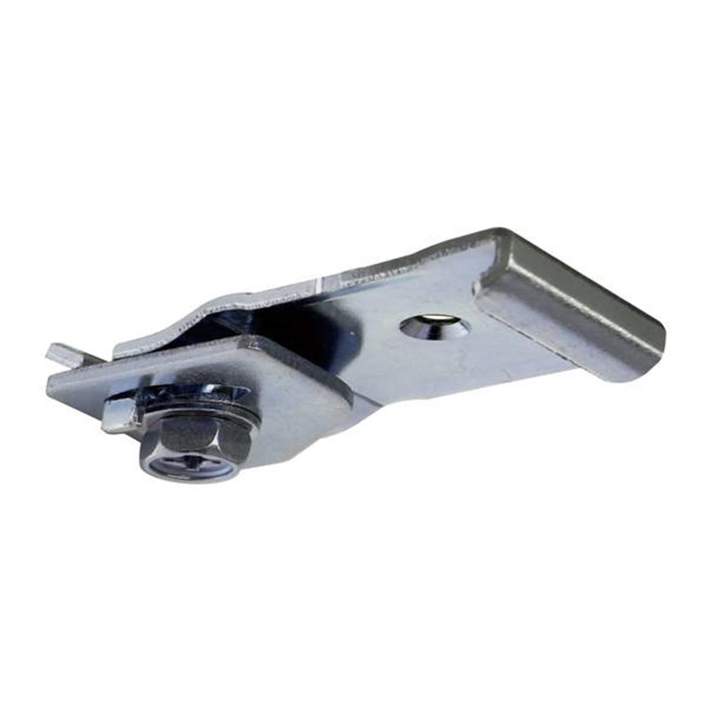 大型レール部品 レクト30用 ステンレス天井ワンタッチブラケット