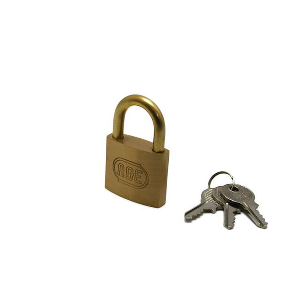 GY010 南京錠40mm 鍵番指定 3本キー