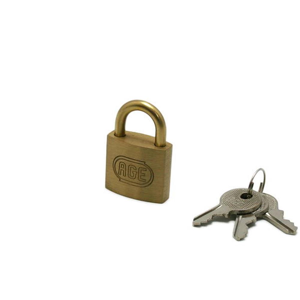 GY038 南京錠30mm 鍵番指定 3本キー