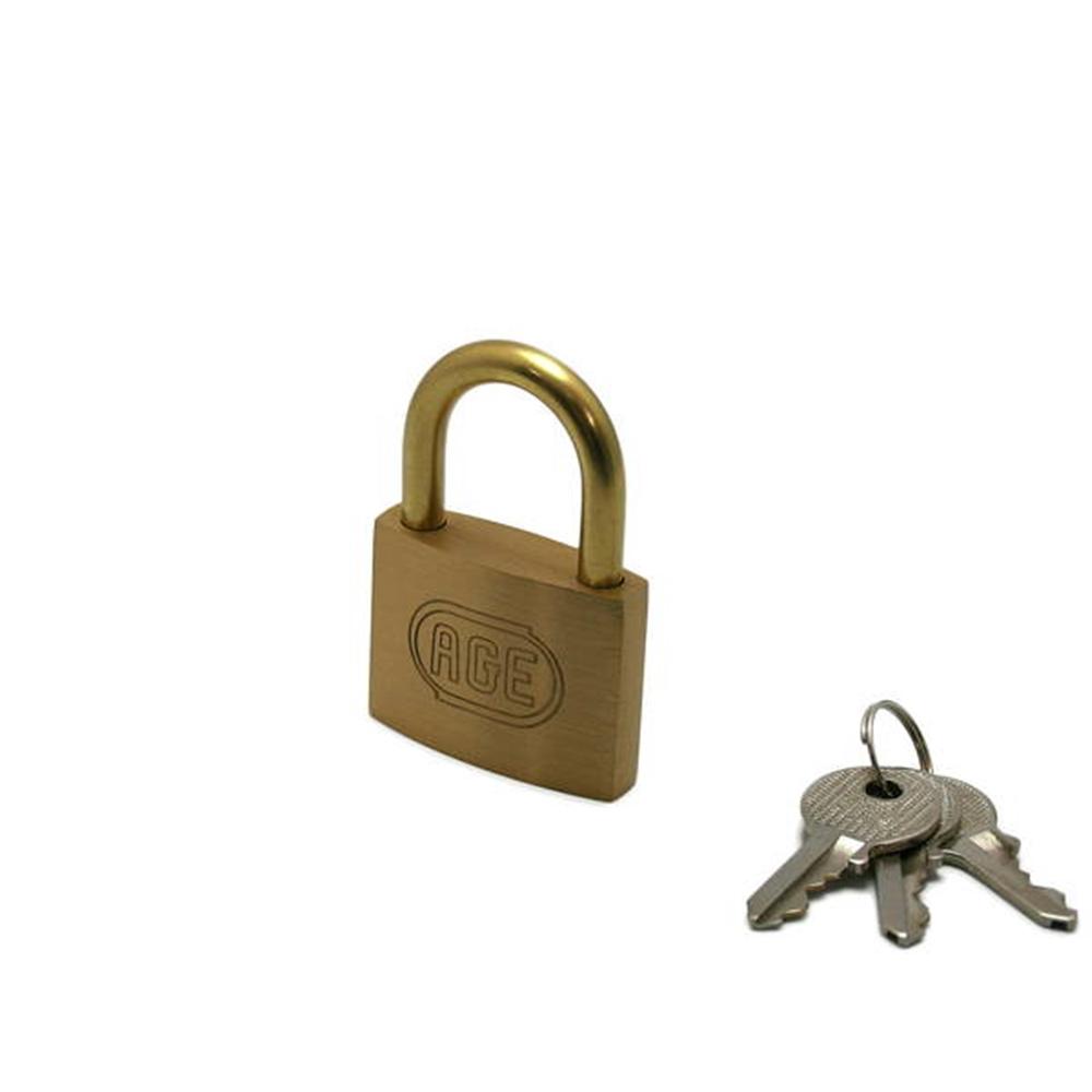 GY039 南京錠45mm 鍵番指定 3本キー