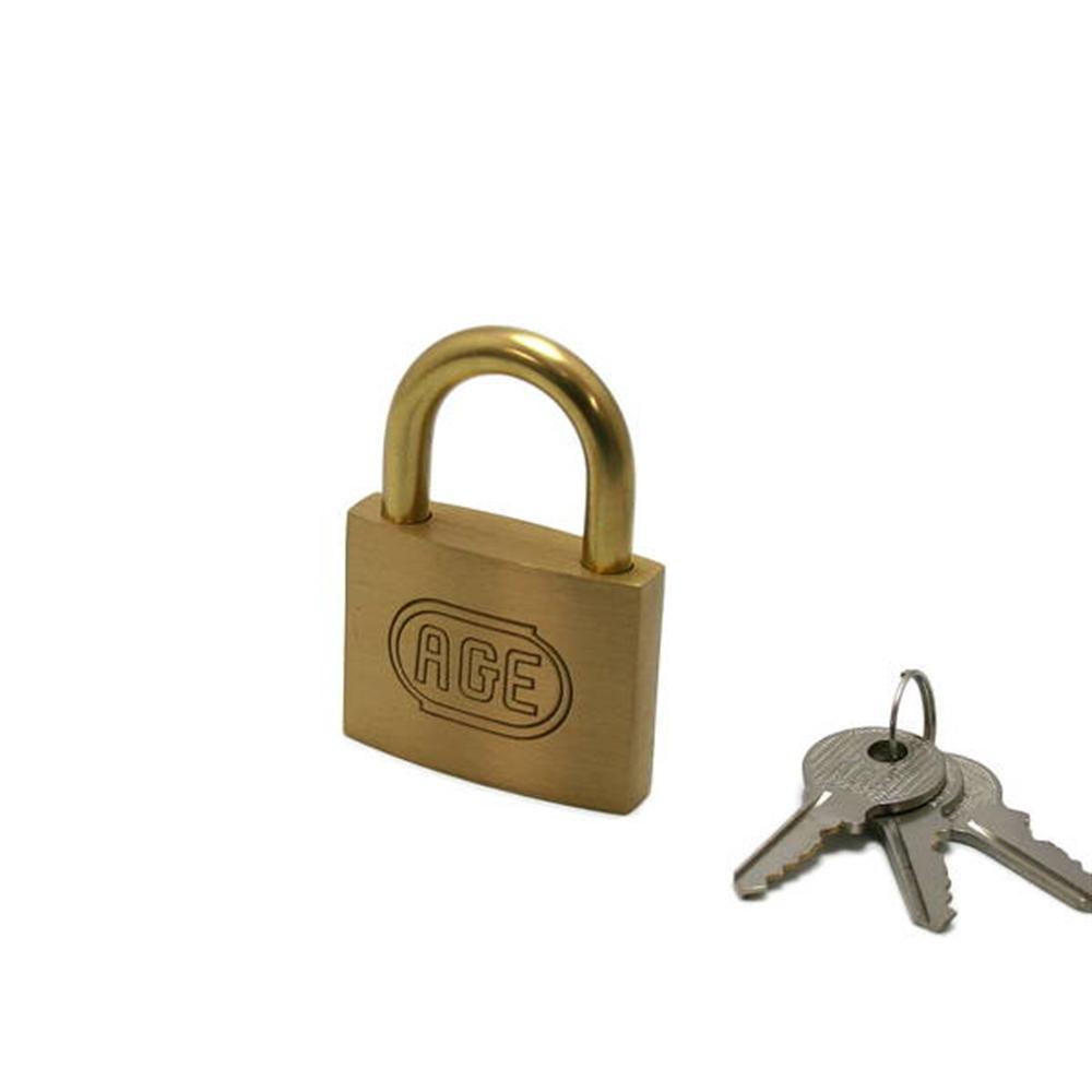 GY040 南京錠50mm 鍵番指定 3本キー