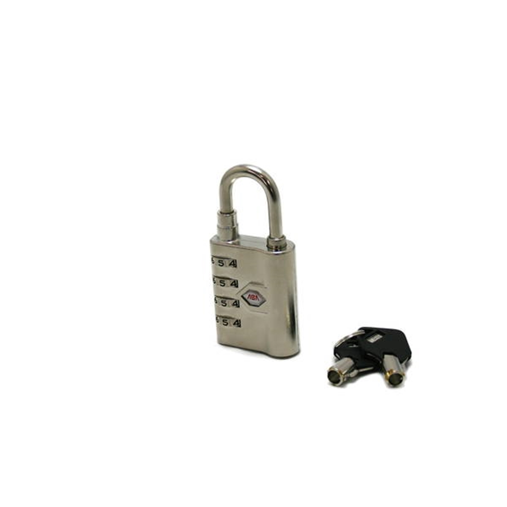 G-218 鍵付4段文字合せ錠