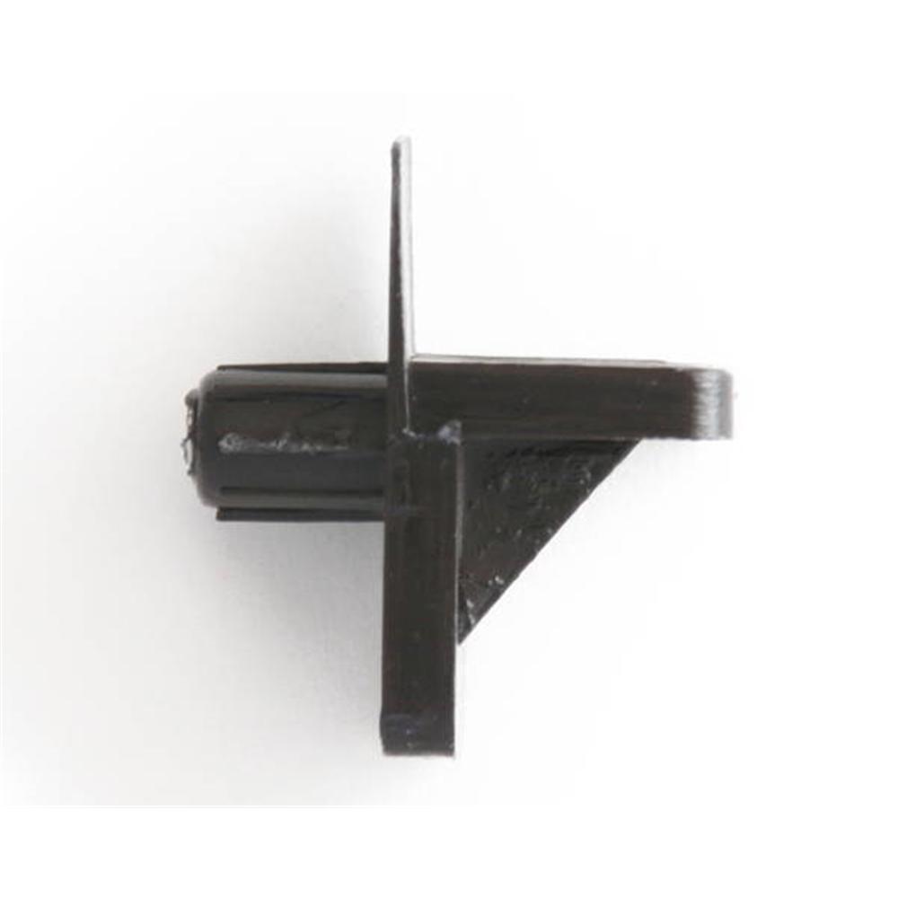 Z-167 ダボ棚受 6.4mm(L型) 8個入
