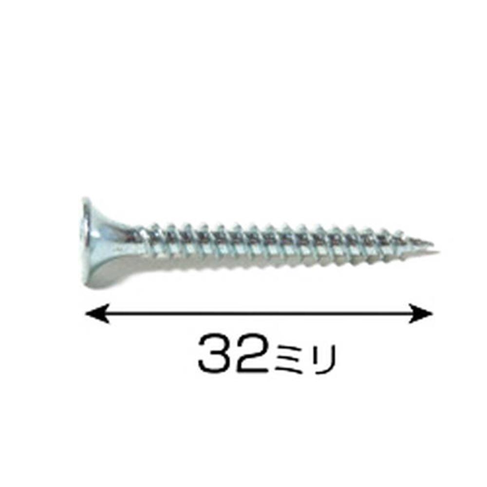 75273ユニクロ軽天ビス平頭3.5x32 約50本入り