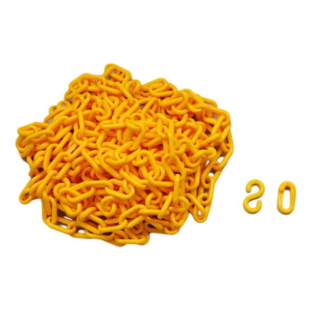 PCチェーン(黄色)♯6x3mSJ付