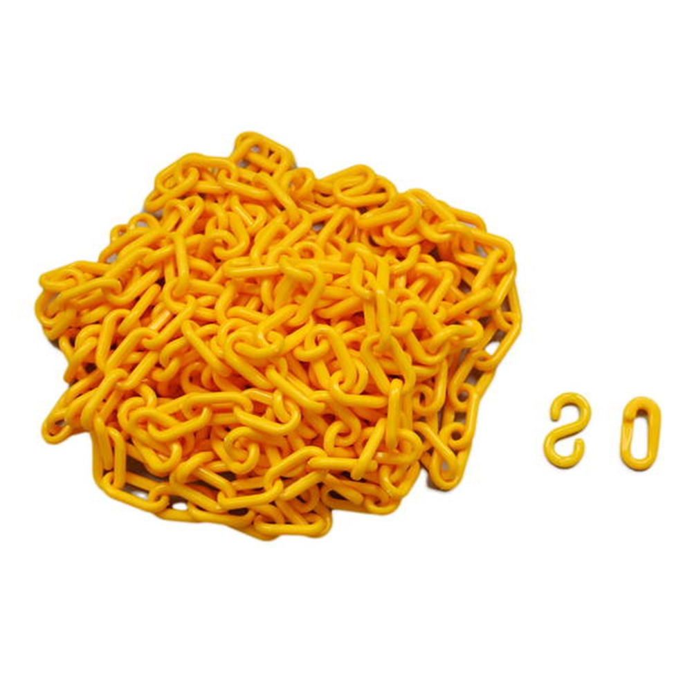 PCチェーン(黄色)♯6x6mSJ付