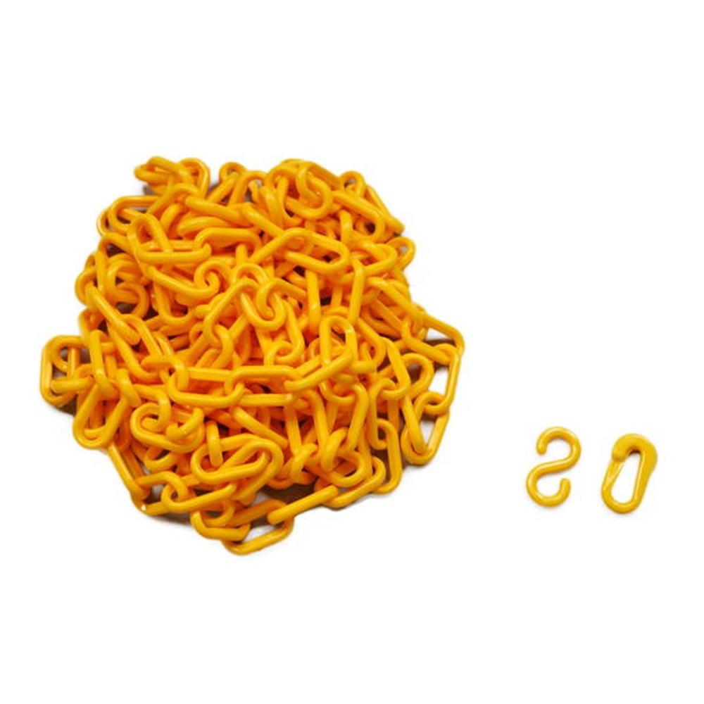 PCチェーン(黄色)♯8x3mSJ付