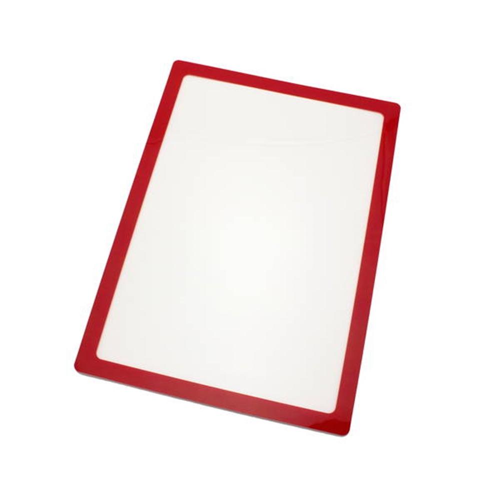 光(Hikari) PDA4−2 ポケットパッドA4 赤