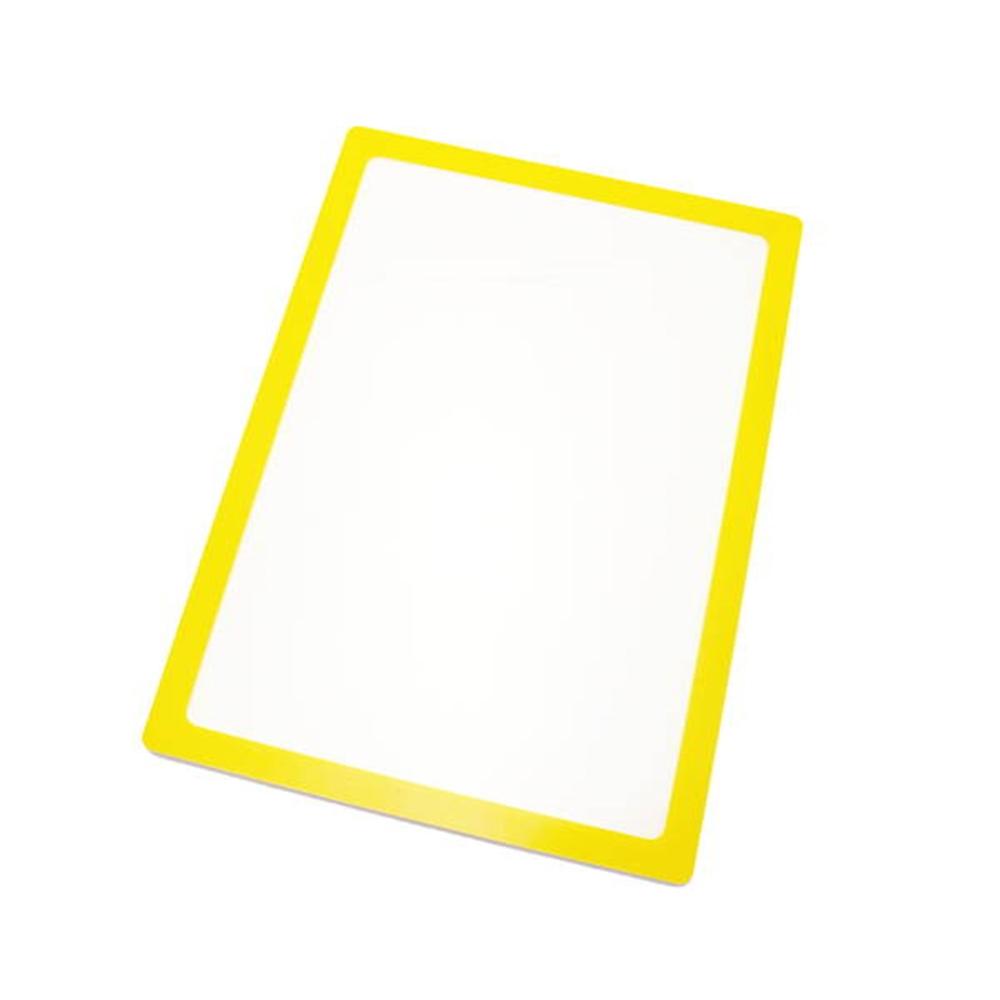 光(Hikari) PDA4−5 ポケットパッドA4 黄