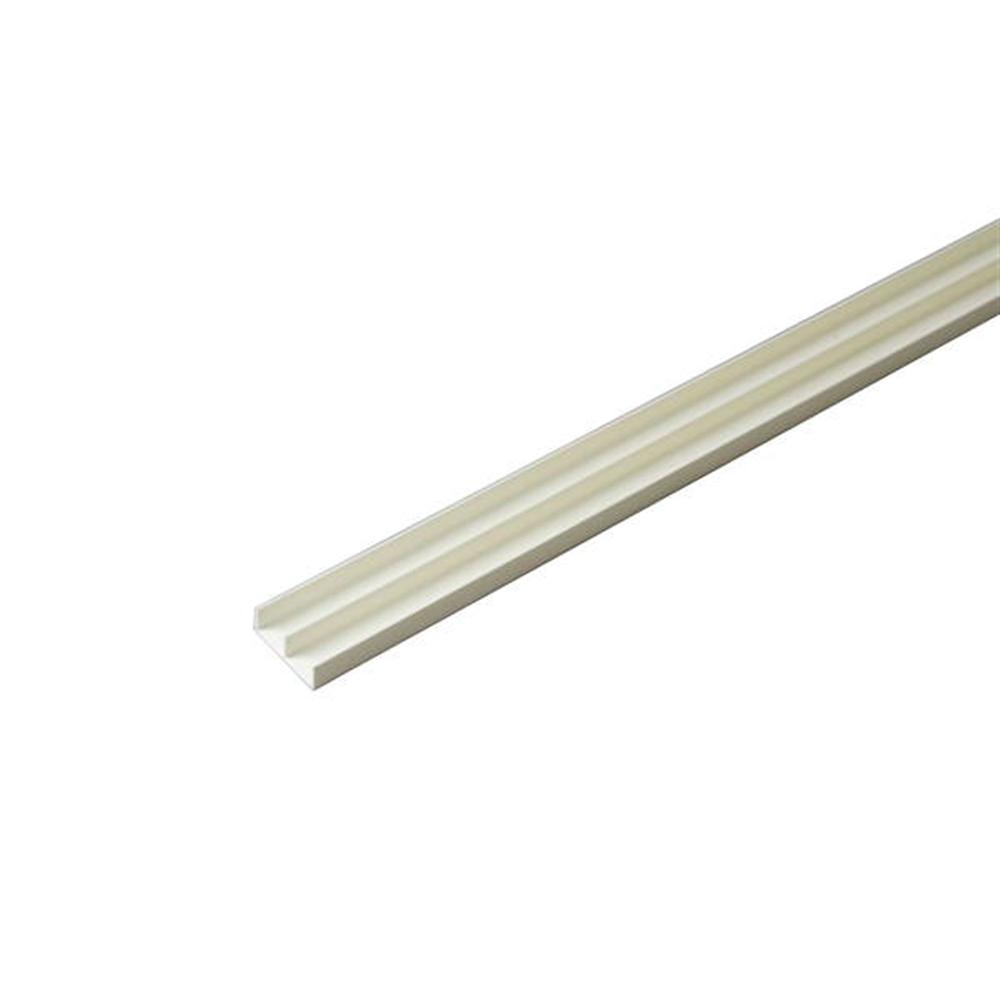 光(Hikari) PTL3012 上レールアイボリー 11×30.5×915mm