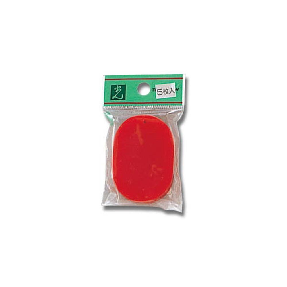 光(Hikari) PKF36−1 小判札サンレッド(1P5枚入)