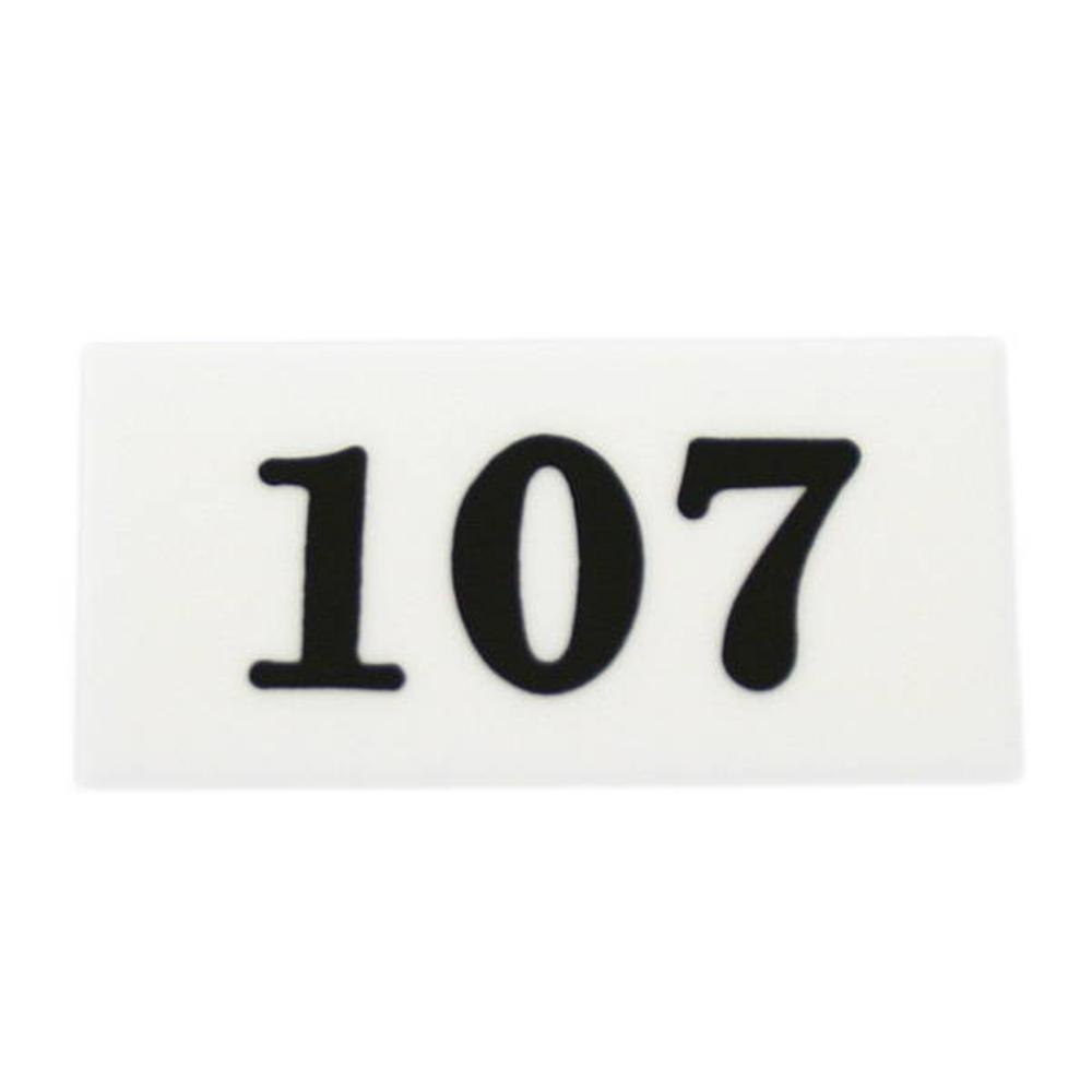 光(Hikari) UP357−107 標示板 107
