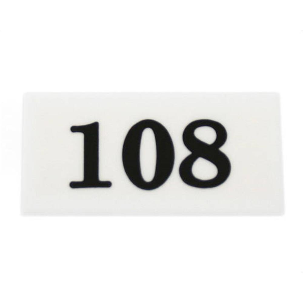 光(Hikari) UP357−108 標示板 108