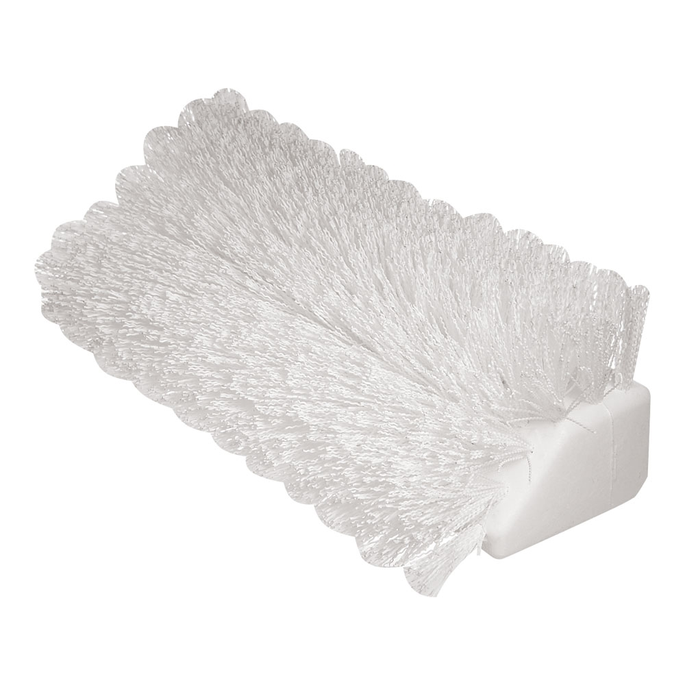 カーライル アングルデッキブラシ 40423 ホワイト