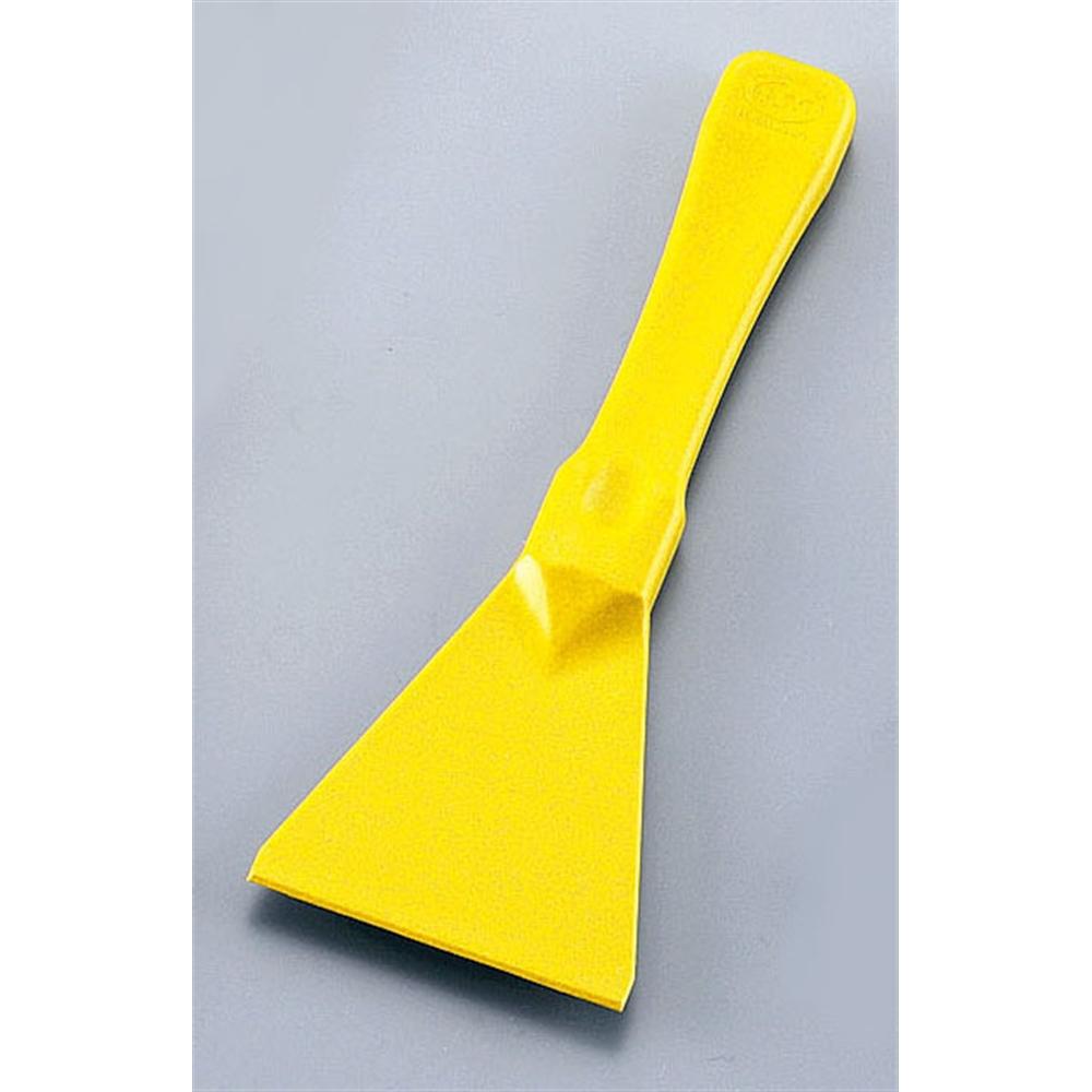バーキンタ 金属検出機対応スパチュラ 小 黄 66200400