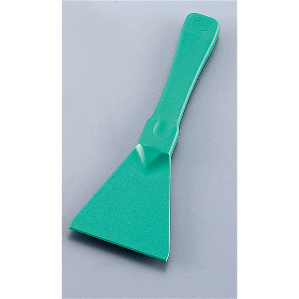 バーキンタ 金属検出機対応スパチュラ 小 緑 66200500