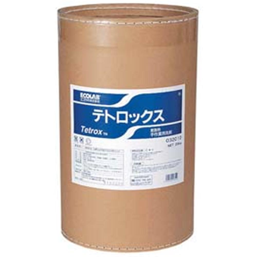 ビアグラス・ジョッキ用洗浄剤テトロックス 20kg