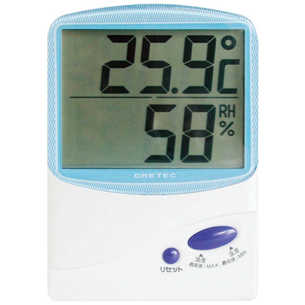 デジタル温湿度計 O−206