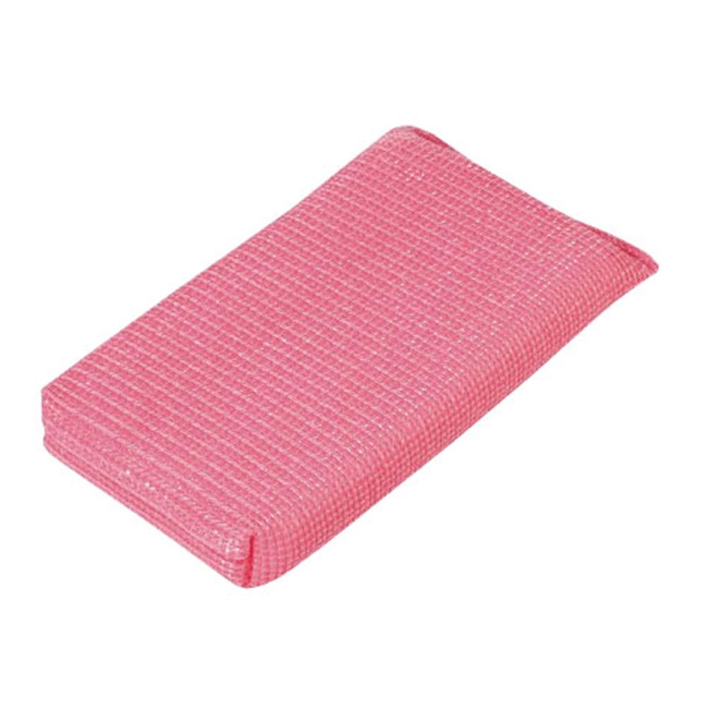 3M 高耐久ネットスポンジ No.9300 薄手(10個入) ピンク