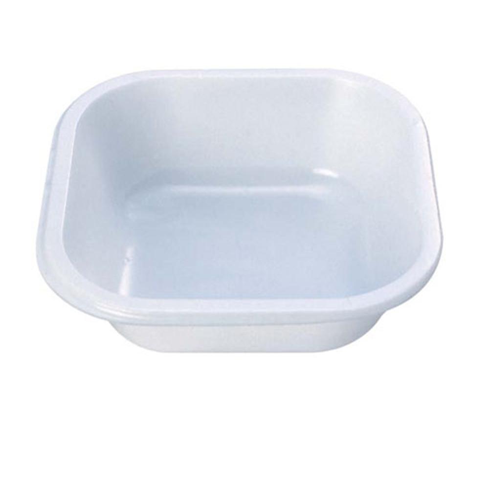 プラカップ白 角型 TZ−5 大(500枚入)