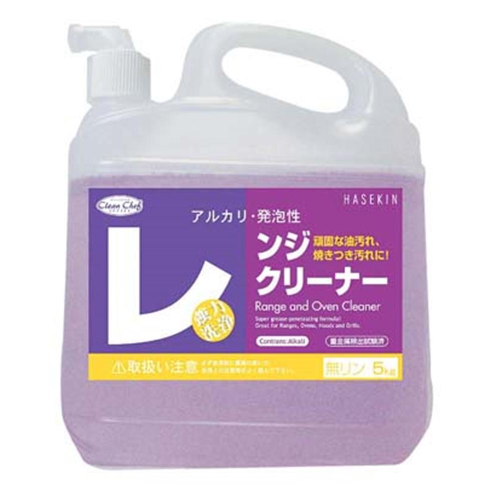 クリーン・シェフ レンジクリーナー 5L(1本単位)