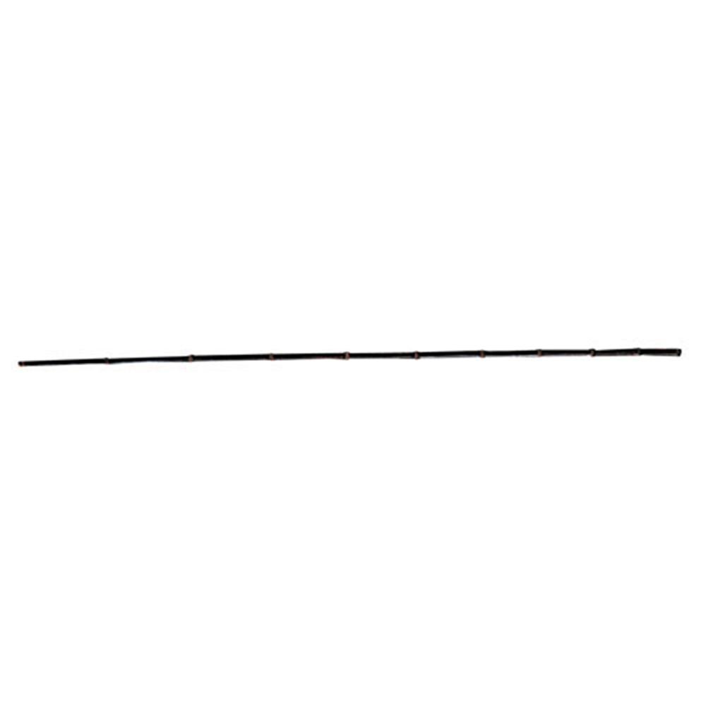 のれん竿(黒竹)