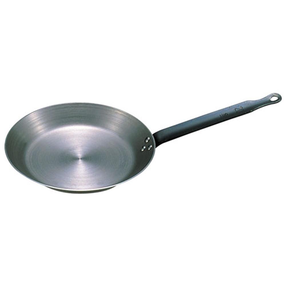 鉄 クレープパン 22cm