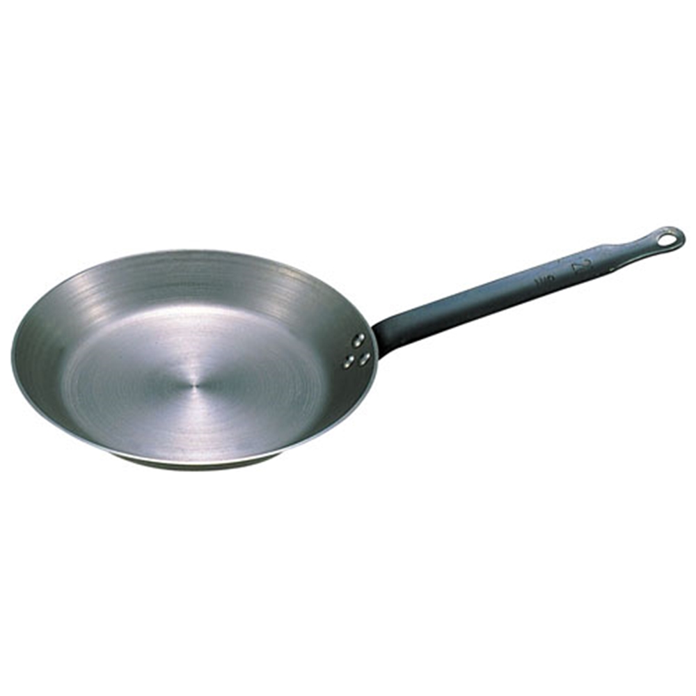 鉄 クレープパン 24cm