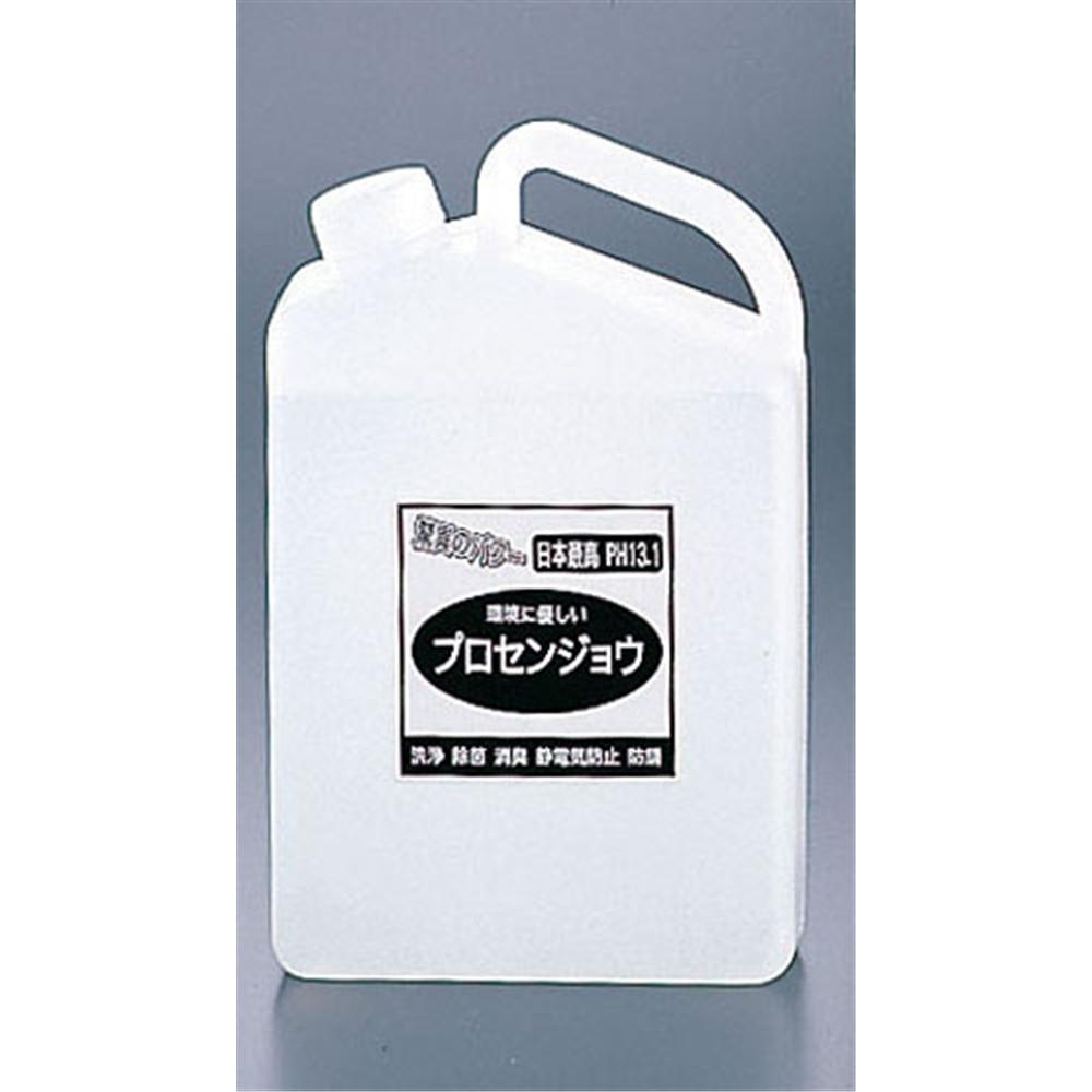 強アルカリ電解水 プロセンジョウ 1L 詰替え用