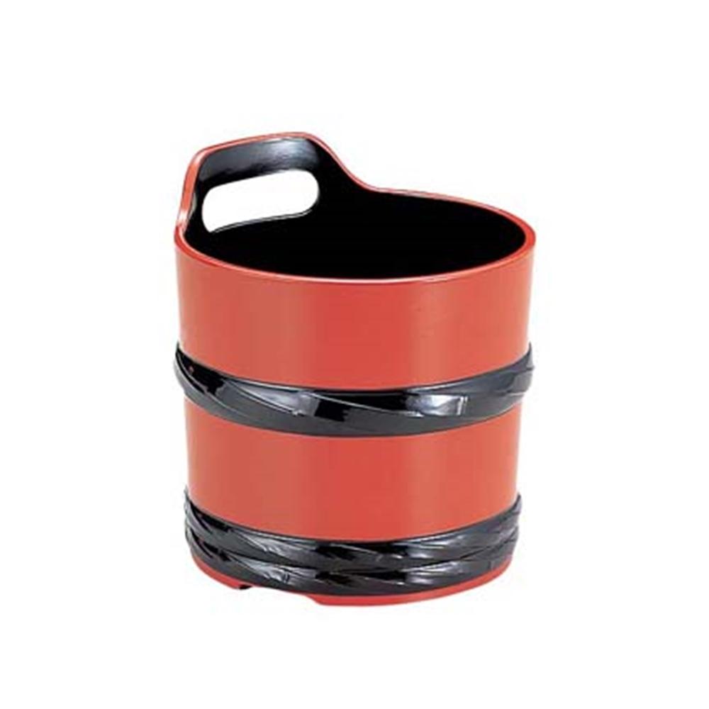 桶ワインクーラー 朱帯黒 1−827−9