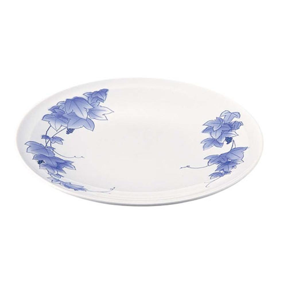 プラ容器 高台皿 ぶどう 尺2(5枚入)