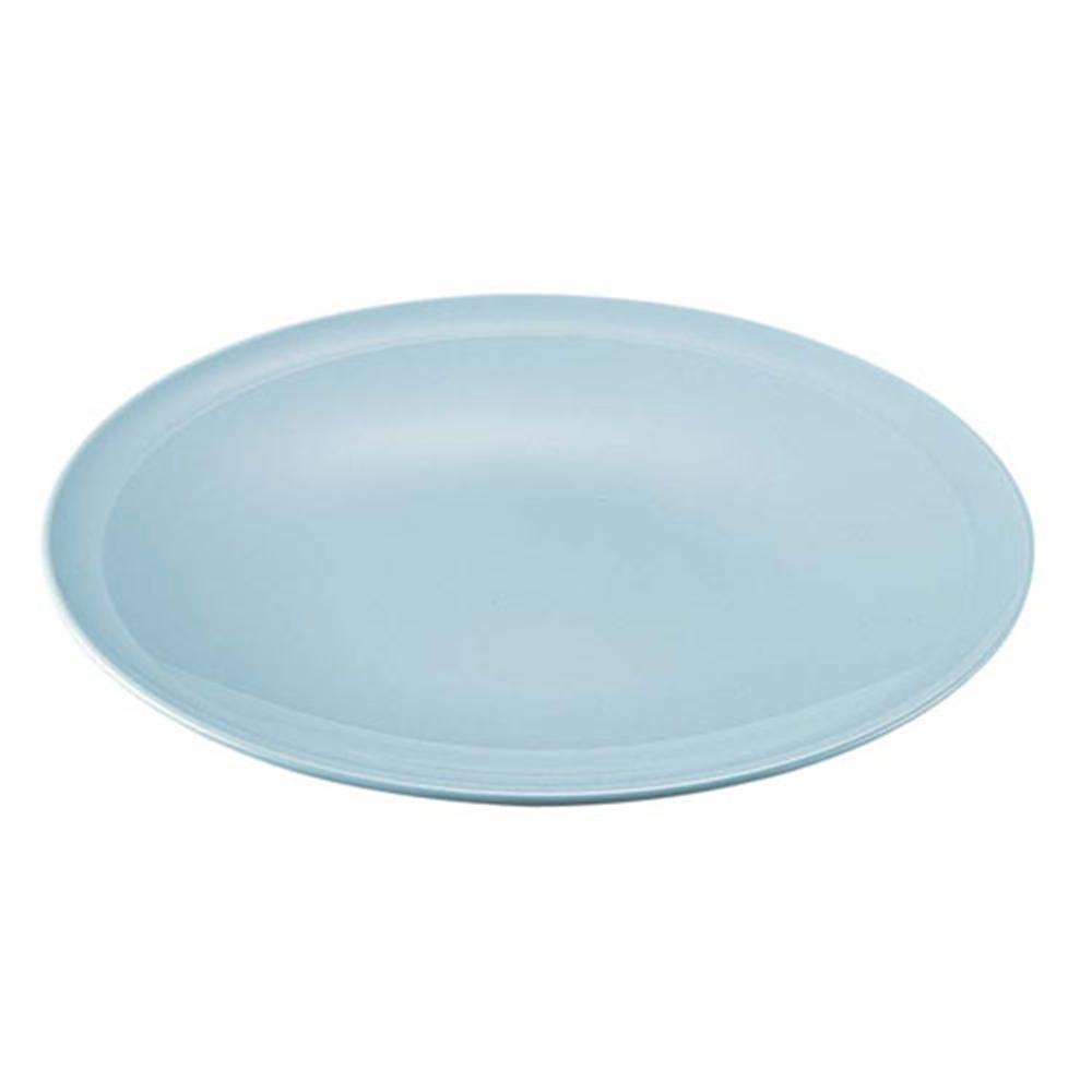 プラ容器 高台皿 青磁 9寸(5枚入)