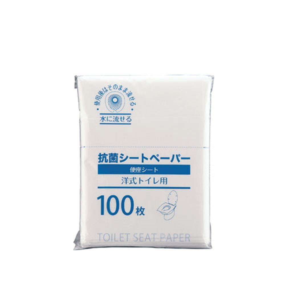 抗菌 シートペーパー (1袋100枚入) エンボス加工