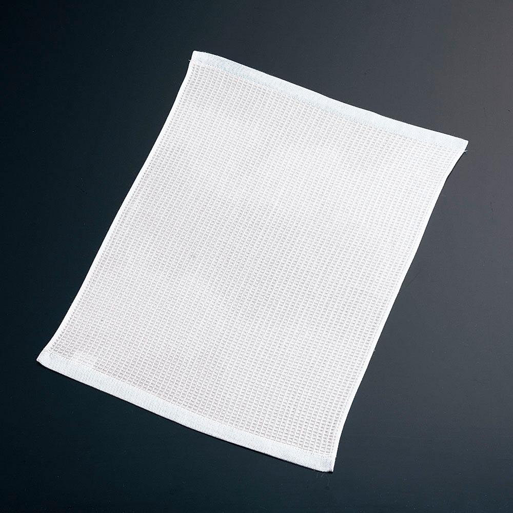 ミューファン 抗菌フキン(12枚入) 大 ホワイト