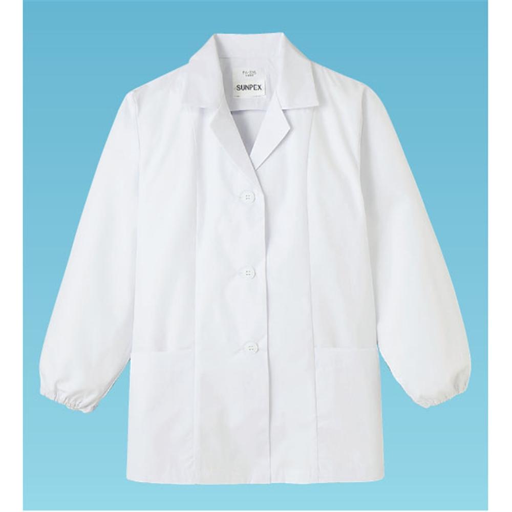 女性用調理衣 長袖 FA−335 3L
