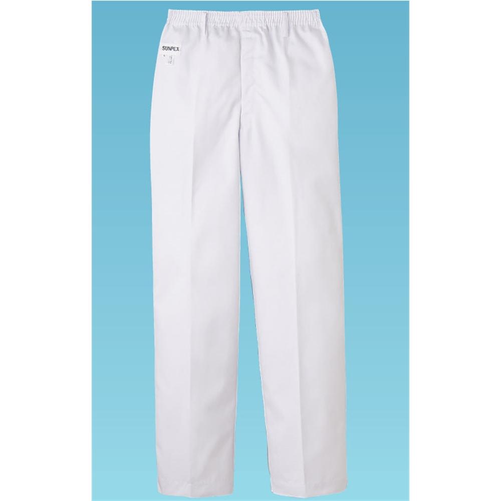 男性用パンツ FH−1108(ホワイト) 5L 総ゴム