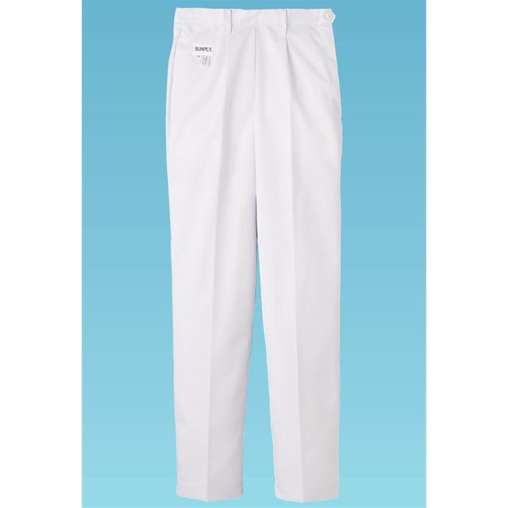女性用パンツ FH−1111(ホワイト) 4L 後ゴム